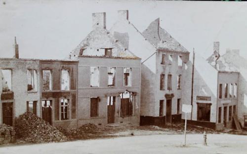 Walcourt, la place